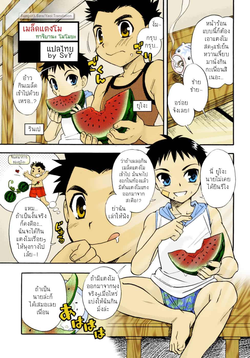 เมล็ดแตงโม